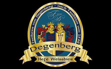 Degenberg Weissbier Logo
