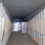 Degenberg Weissbier Container Load empty Cans