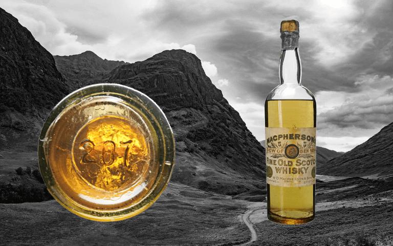 MacPherson Scotch 150 Year