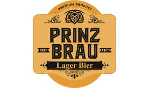 Prinzbrau Logo
