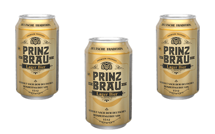PRINZBRAU Products