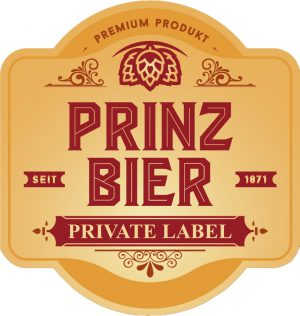 Private Label Beer Logo